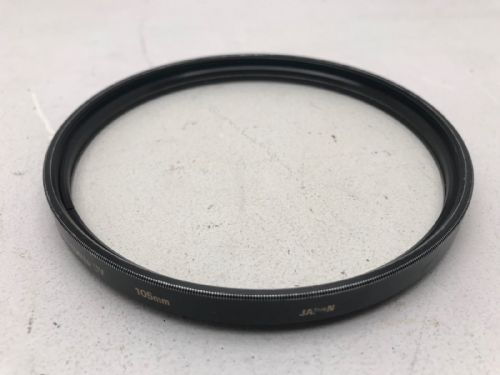 Sigma 105mm protective Skylight filter for 120-500mm lens